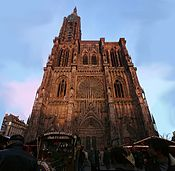 Strasbourg, Cathedral of Our Lady.