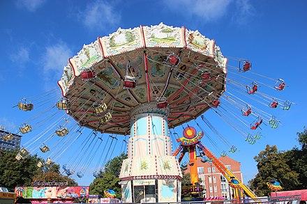 Nottingham Goose Fair Wikiwand