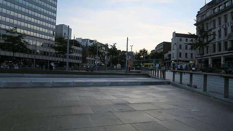 File:Nottingham old market square - tiles (20265186578).jpg