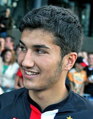 Nuri Şahin - Şahin with Feyenoord