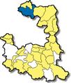 Oberschleissheim - Lage im Landkreis.png