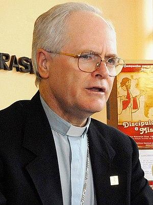 Odilo Scherer - Scherer in 2006.