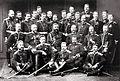 Officers and non-commissioned officers of the Finnish Guard, 1878.jpg