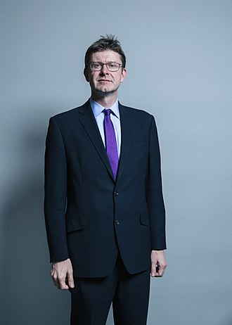 Secretary of State for Business, Energy and Industrial Strategy - Image: Official portrait of Greg Clark