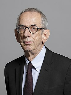 Richard Wilson, Baron Wilson of Dinton British Baron