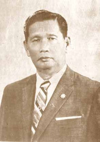 Sarit Thanarat - Image: Official portraits of Sarit Thanarat