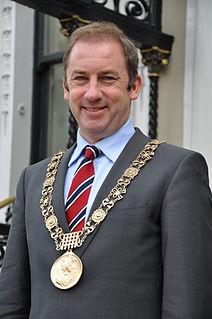 Oisín Quinn Irish Labour Party politician