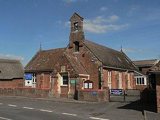 Okeford Fitzpaine - Village primary school