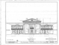 Old State Capitol Building, Markham and Center Streets, Little Rock, Pulaski County, AR HABS ARK,60-LIRO,1- (sheet 14 of 27).png
