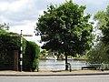 Old Windsor, Straight Road signpost - geograph.org.uk - 887056.jpg