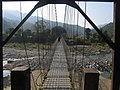 Old suspension bridge (left bank) - panoramio.jpg