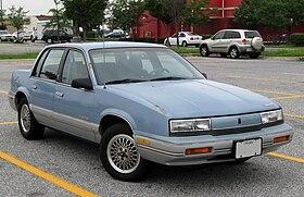 1995 oldsmobile achieva 4 door