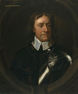 Oliver Cromwell1599-1658 by Peter Lely1