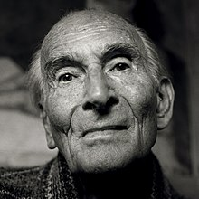 Balthus photographié par Oliver Mark