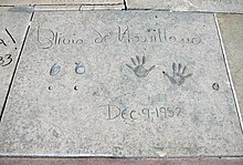 Olivia de Havilland's handprint.jpg