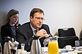 Olivier Campenon, Vice President, BT, United Kingdom, at the Horasis Annual Meeting 2013 (8437975924).jpg