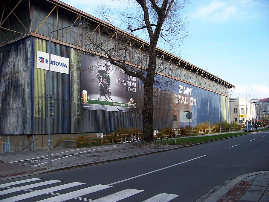 Zimní stadion Olomouc