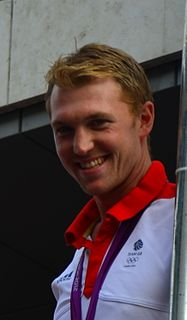 Alex Gregory British rower