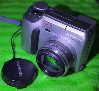 Olympus Camedia C-700 Ultra Zoom - Image: Olympus C 700 Ultra Zoom