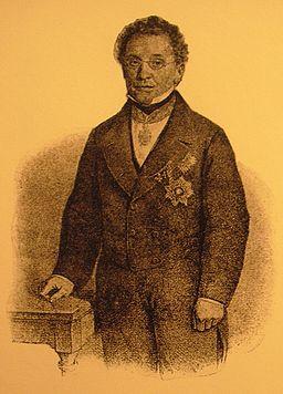 Ondřej Zelinka Starosta Vídně 1861 - 1868