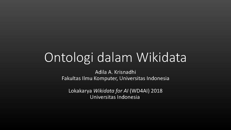 File:Ontology in Wikidata.pdf