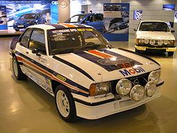 Opel Ascona 400 a