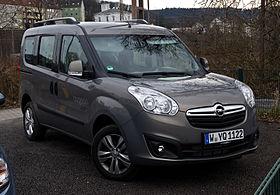 Opel Combo Wikipedia