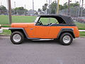 Orange Willys 1951 NOLA left side.JPG