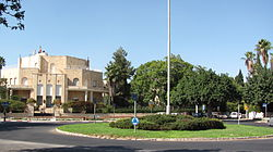 Orde Wingate Square, Jerusalem