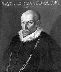 Orlande de Lassus - Wikipedia, the free encyclopedia