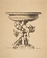 Ornamental design of three children holding up a fountain MET DP817559.jpg