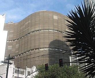 Blobitecture - The Edificio Copan by  Oscar Niemeyer, 1957