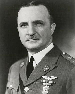 Oscar Westover - Major General Oscar Westover