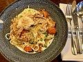 Osteria Epoca Cafe Bar, Yeronga, Queensland, soft shell crab linguine.jpg