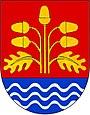 Ostrožská Nová Ves – znak