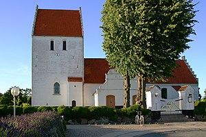 Otterup Municipality - Image: Otterup kirke