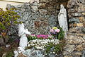 Our Lady of Lourdes Grotto - University of San Francisco - San Francisco, CA - DSC02649.JPG