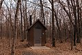 Outhouse - Outdoor Restroom at Wild River State Park, Minnesota (46149472762).jpg