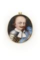Ovalt miniatyrporträtt i emalj på guld. Åke Tott, 1598-1640, fältmarskalk - Skoklosters slott - 92268.tif