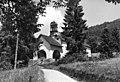 Ovaro, la chiesa del Carmine di Lenzone anni '50 - panoramio.jpg