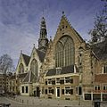 Overzicht dwarskapel met topgevel - Amsterdam - 20408069 - RCE.jpg