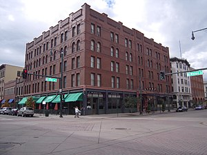 Oxford Hotel (Denver, Colorado) - Image: Oxford Hotel Denver