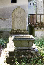 Tomb of Fournier and Herbelynck