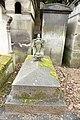 Père-Lachaise - Division 55 - Thackeray 01.jpg