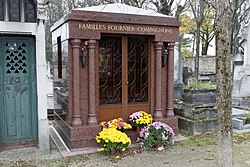 Tomb of Fournier and Compagnone