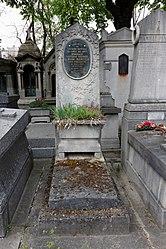 Tomb of Henri Mercier