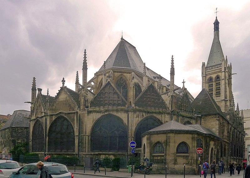Fichier:P1180486 Paris V église Saint-Séverin rwk.jpg