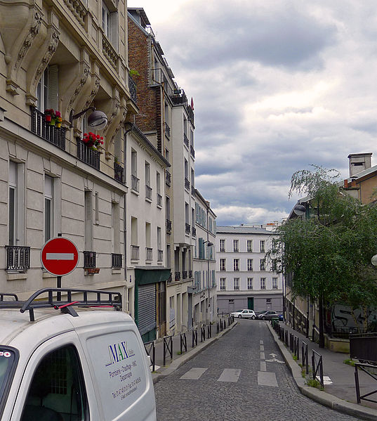 Fichier:P1270537 Paris XX rue des Partants rwk.jpg