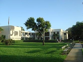 Saint John Paul II Academy - Image: PJPII High School Sept. 2009 017