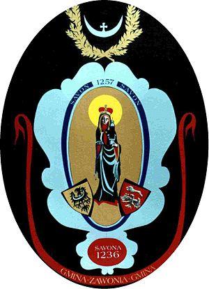 Gmina Zawonia